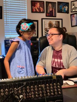 voice lessons for my daughter clearwater