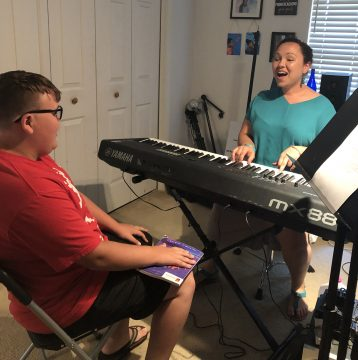 voice lessons for kids clearwater