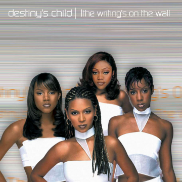 Beyonce and Destiny's Child debut album