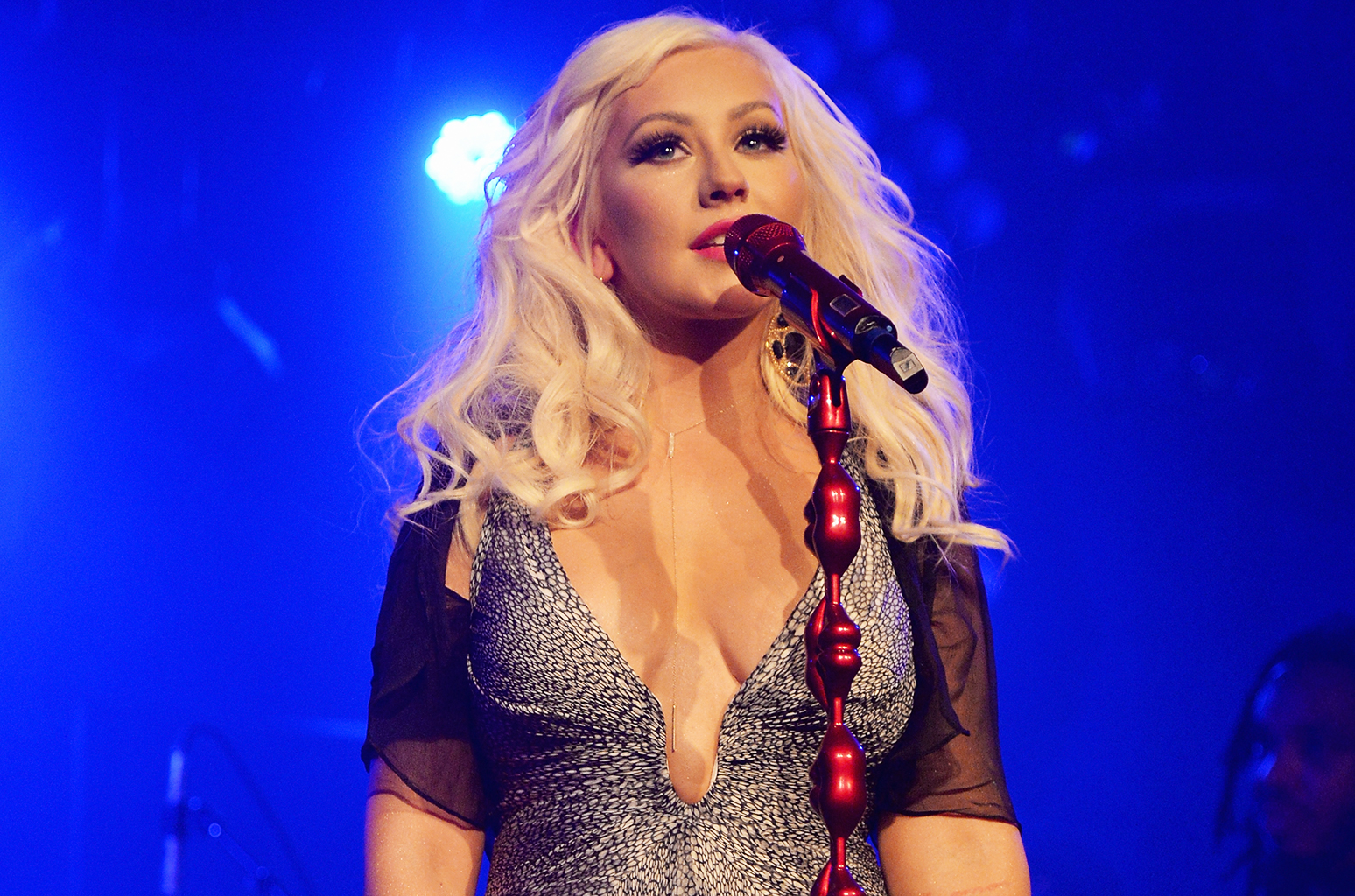 Christina Aguilera Singing Success from Voicerise point of View