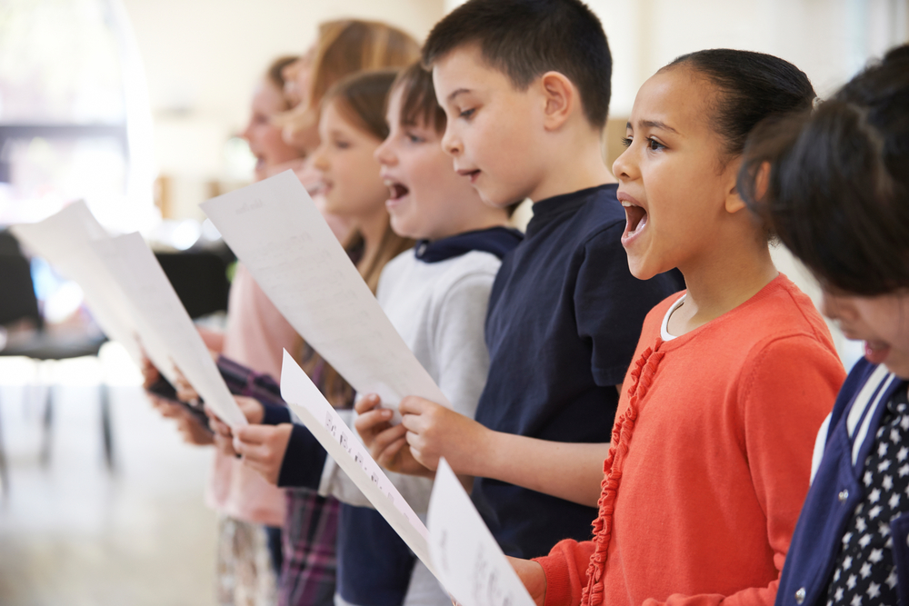 Does my kid have singing talent?